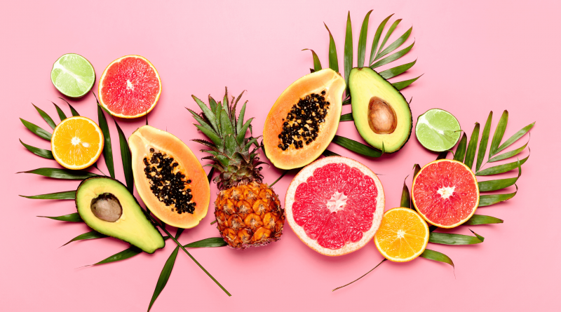 Fruits Nutritional Facts And Benefits